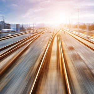 Railroad Projects Whistle Ahead