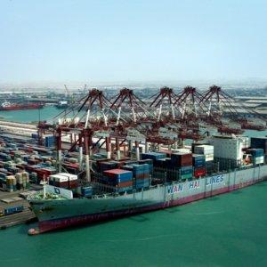 Increased Activity at Hormozgan Ports