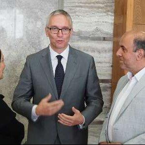 Italian Delegation Signs 12 MoUs in Mazandaran