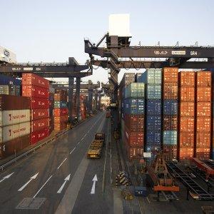 $4b Surplus in 4-Month  Non-Oil Trade
