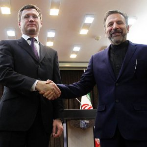 Iranian Businesses Forge Deals With Astrakhan, Moscow