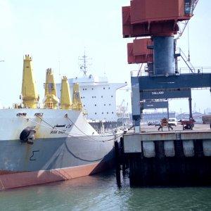 Maritime Deal With Kazakhstan