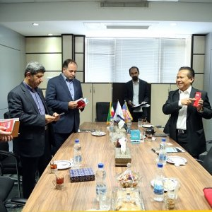 Malaysians Discuss Trade Promotion at ICCIMA