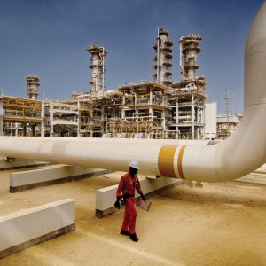 Aramco Leads Surge in (P)GCC Energy Loans