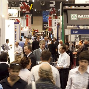 Strong Foreign Attendance  at Iran Oil Show 2016