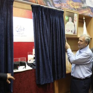 Iranian Petrochem Company Unveils 8 Products