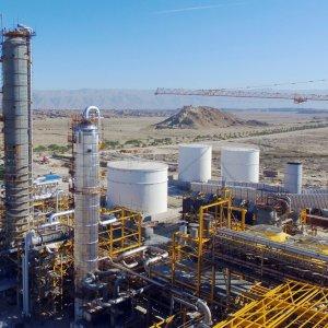 2nd Phase of Iran's Largest Ethylene Unit Launched