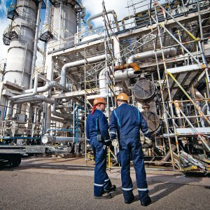 Linde Signs Petrochem Deal With Private Iranian Co.