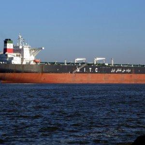 1st Iranian Tanker  to Reach EU in June