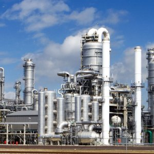 The complex will have the world's largest methanol production unit once it becomes operational.