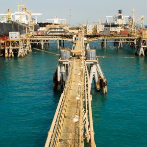 Qeshm Island Tapped for Crude Storage, Bunkering