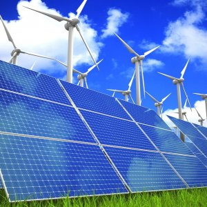 Global Renewable Energy Surges to Record Levels