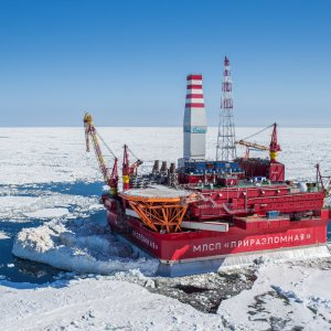 Russia Ramps Up Arctic Oil Production