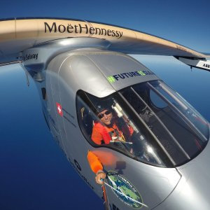 Solar Impulse 2 Ending Journey