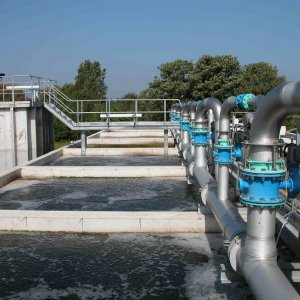 New Wastewater Treatment Plant for Major Petrochem Complex