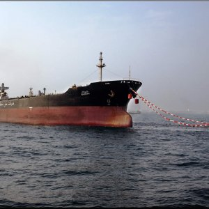 Iran Leases 5 Oil Tankers to Int'l Firms