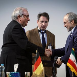 Germany, Iran Agree on Hermes Debt
