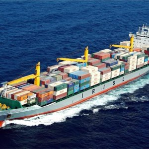 IRISL's New Cargo Service Reaches Hamburg