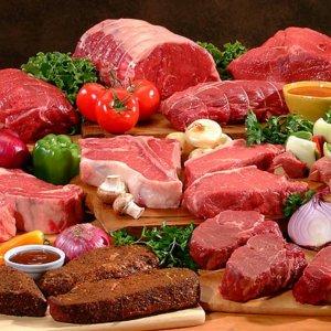 Iran's per capita red meat consumption is 11.5 kilograms.