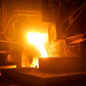 1st Phase of Chaharmahal Steel Plant Goes On Stream