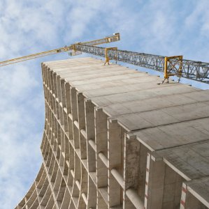 Concrete buildings have many safety advantages compared to  steel skeleton structures.