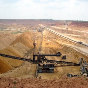 Mehdiabad's Q1 Barite Output Up 74%