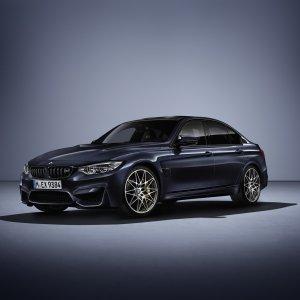 BMW Celebrates 30 Years of M3