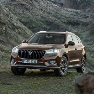 German Auto Brand Revived in China