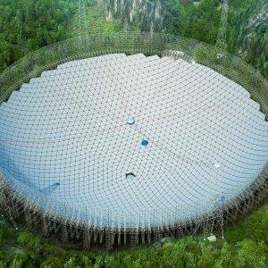 China to Set Up World's Largest Radio Telescope