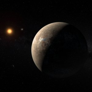 Earth-Like Planet Found Circling Sun's Neighbor