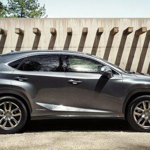 Lexus NX Series Becomes Cheaper