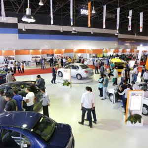 Mashhad Hosts Int'l Auto Expo