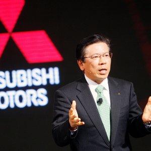 Mitsubishi Boss to Step Down