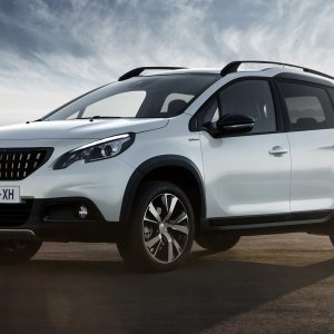 Peugeot 2008 by March 2017