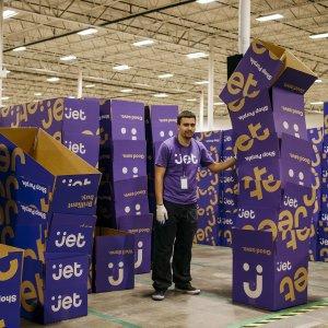 Walmart Spending Big to Take On Amazon