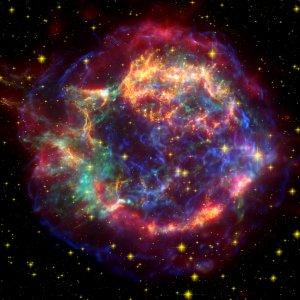 Avicenna Observed Supernova