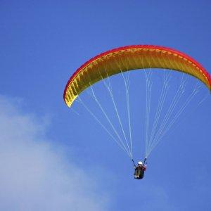 Paragliding Drug Traffickers Arrested