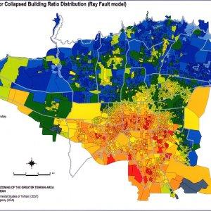 Construction Ban Proposed  in Tehran Fault Zones