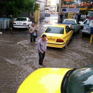 Flooding Continues in E. Azarbaijan