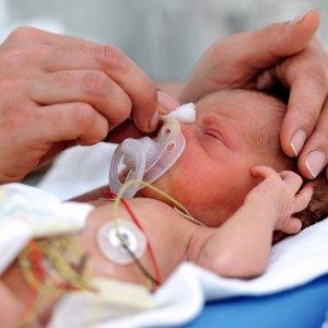 Addicted Infants in Safe Custody