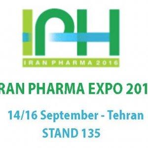 Pharma Expo in September
