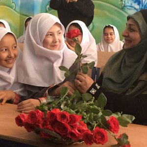 Schooling for All Afghan Refugee Children in Iran