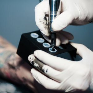 Tattoo Ink May Be Toxic, Study Warns
