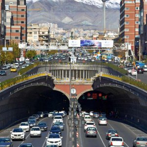 Water Seepage Disrupts Tohid Tunnel Traffic