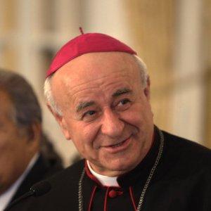 Vatican Rep in Tehran