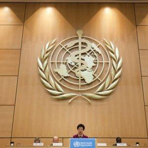 Health Minister Addresses WHA