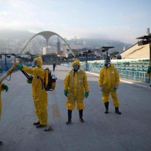 Risk of Zika Low at Rio Games