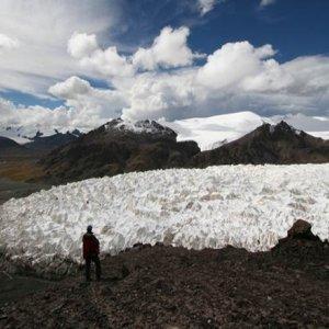 Chinese Glacier Melting