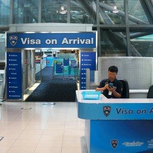 Thailand Doubles  VoA Fee