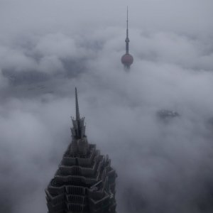 Air Pollution Making  China Hot